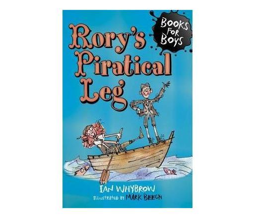 Rory's Piratical Leg : Book 16