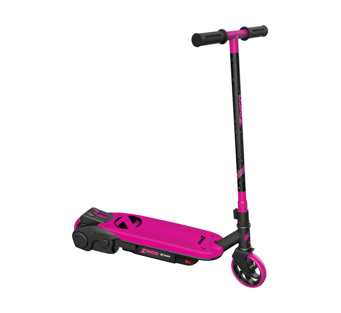 ZINGO X100 ELECTRIC SCOOTER PINK