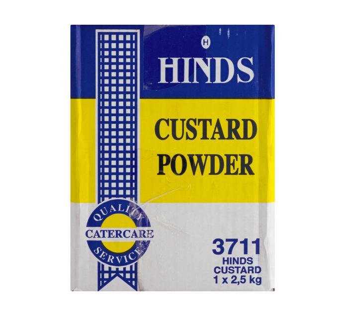 HINDS Custard Powder (1  x 2.5kg)