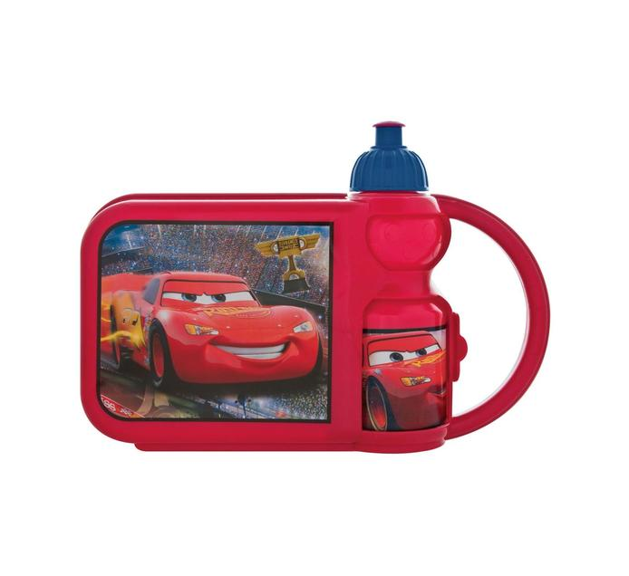 DISNEY Cars Lunch Box and Bottle