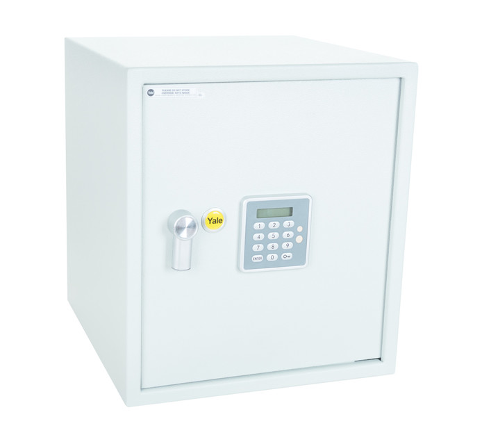 YALE ALARMED DIGITAL SECURITY SAFE LARGE