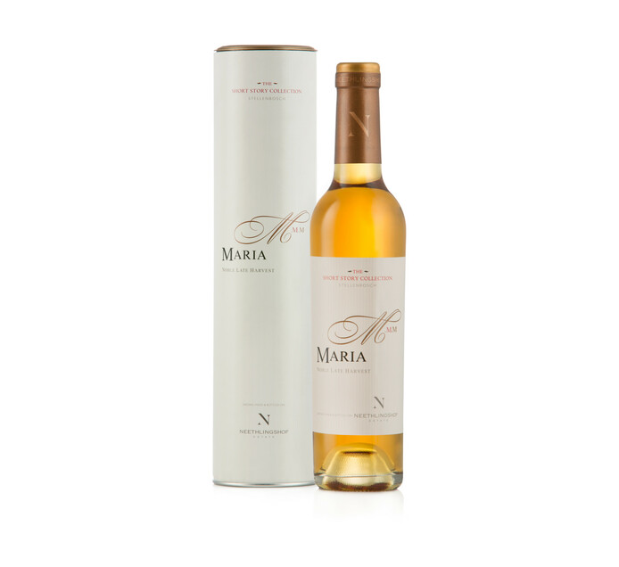 NEETHLINGSHOF The Short Story Collection Maria Noble Late Harvest 2017 (6 x 375ml)