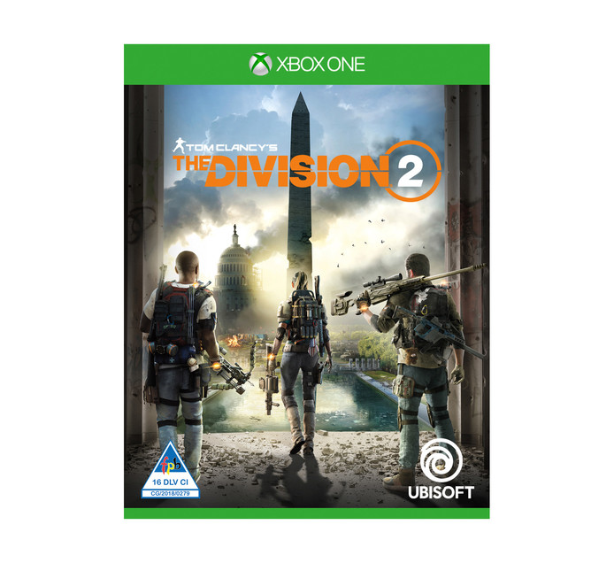XBOX ONE - TOM CLANCYS: THE DIVISION 2