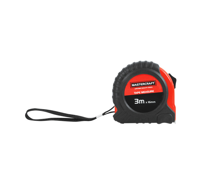 MASTERCRAFT 3 m Tape Measure