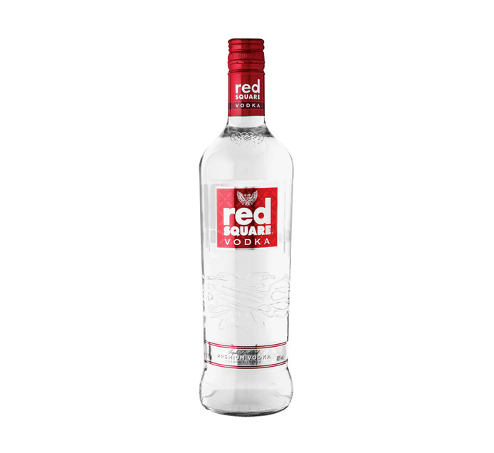 RED SQUARE Vodka (1 x 750ml)