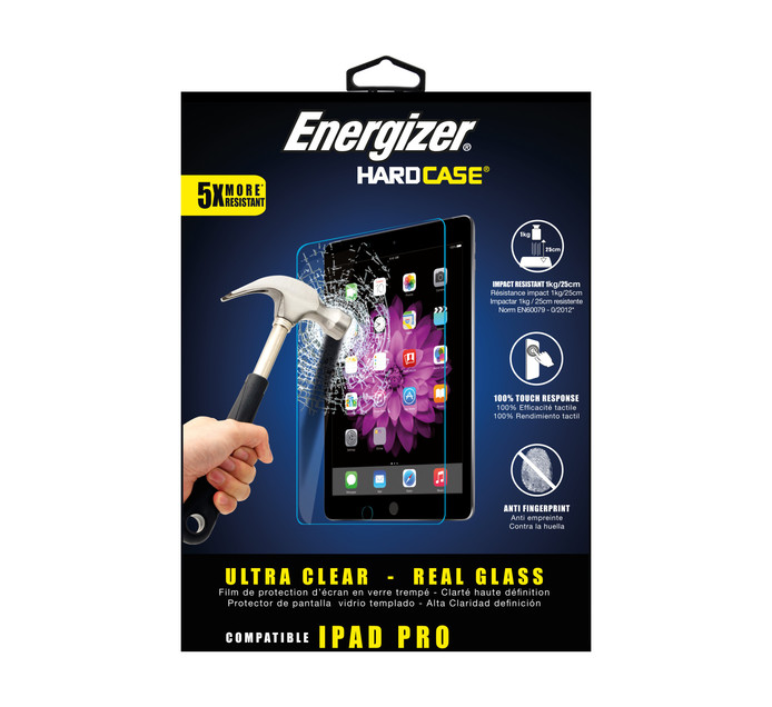 ENERGIZER Tempered Glass Screen Guard for iPad Pro