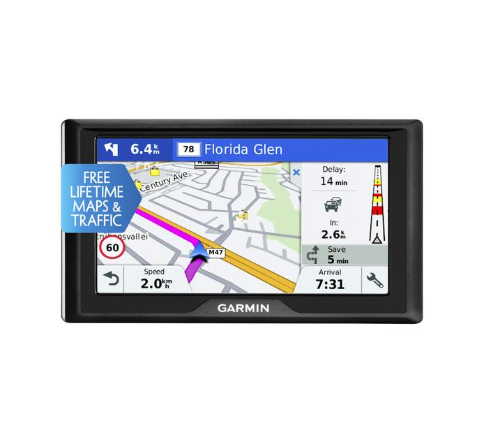 GARMIN Drive 61 LMT-S GPS