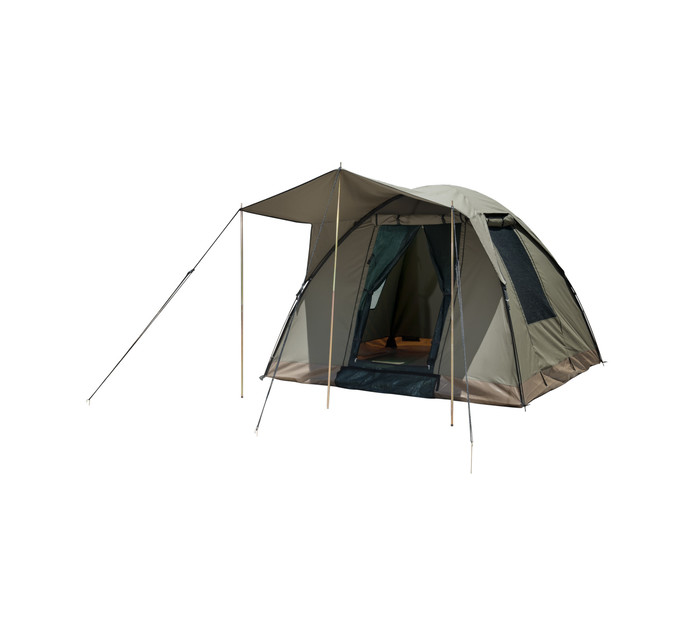 CAMPMASTER Safari Dome 520 Tent With Canopy