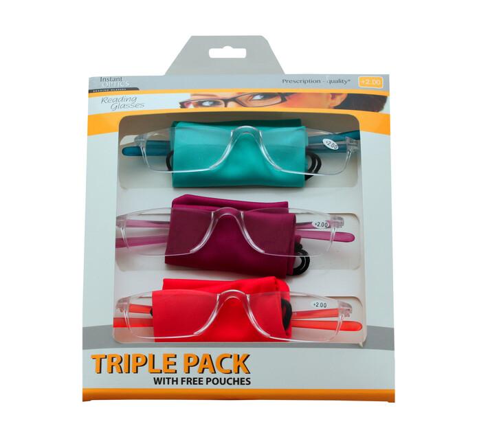 Instant Optics Triple Pack 1 - 2.00