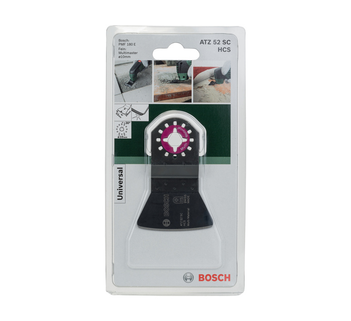 BOSCH 52X26MM Hcs Rigid Scraper