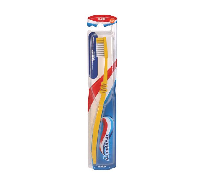 AQUAFRESH Toothbrush Family Hard (1 x 12's)