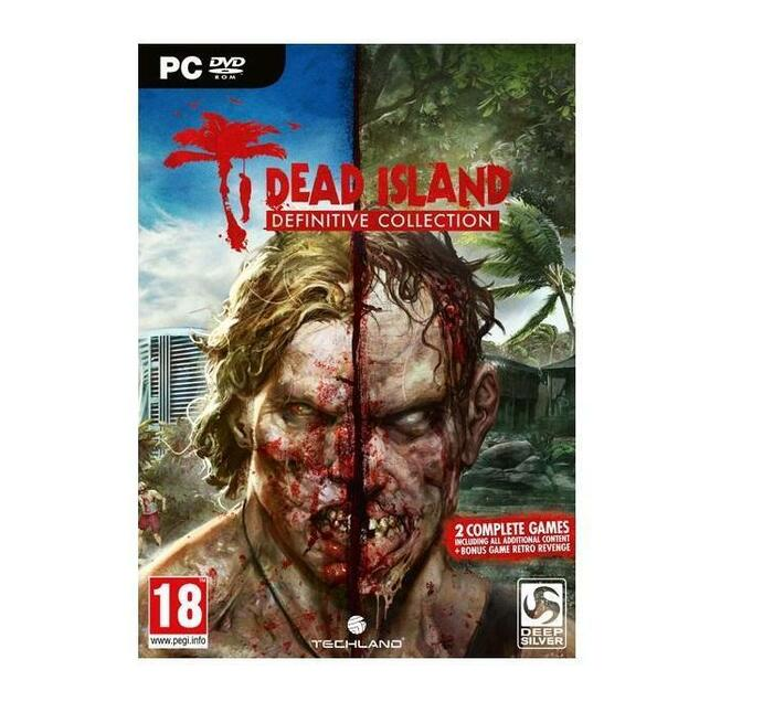 PC DVD Dead Island Definitive Collection