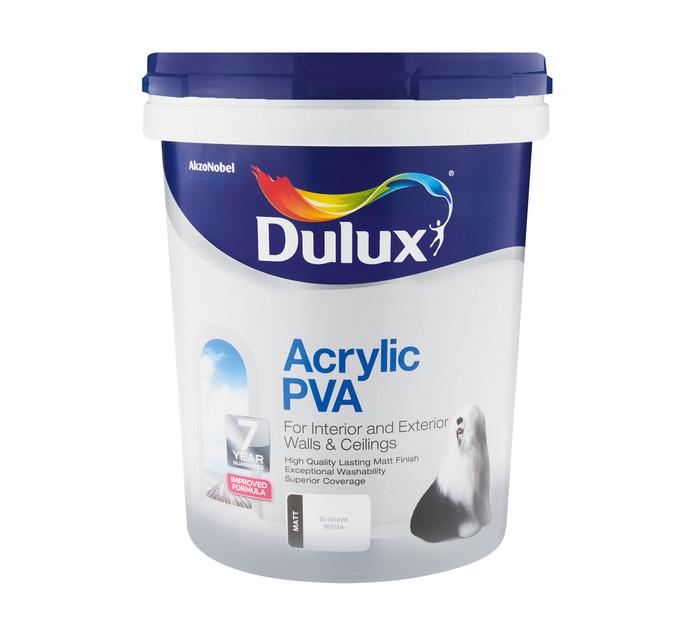 DULUX 20 l Acrylic PVA