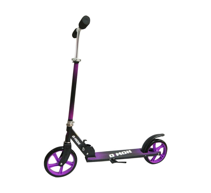 D=MON 200 mm Big Wheel Scooter