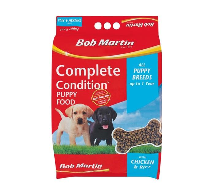 BOB MARTIN 1 x 7kg Complete Condition Puppy