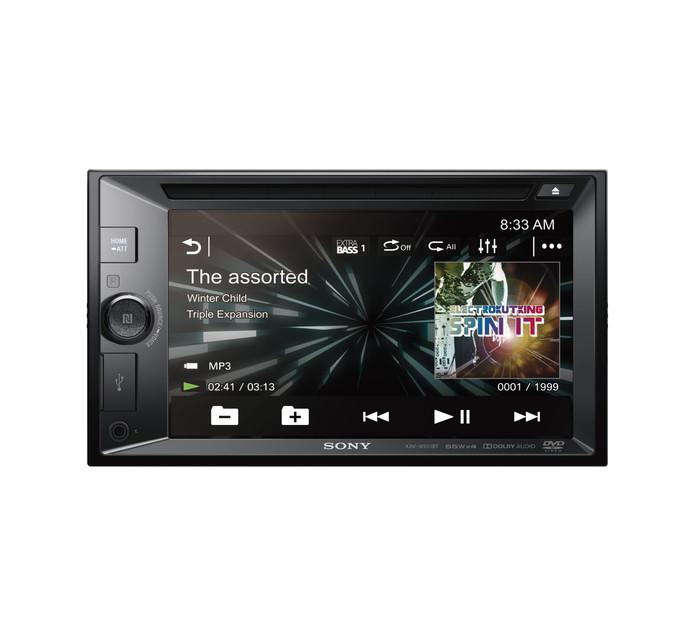 "SONY 6.2"" DVD Bluetooth AV Receiver"