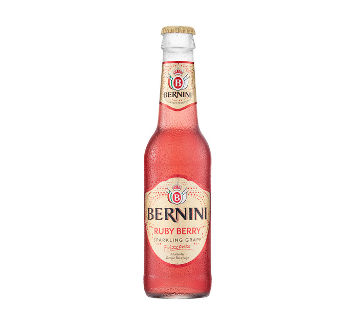 BERNINI Ruby Berry NRB (24 x 275ml)