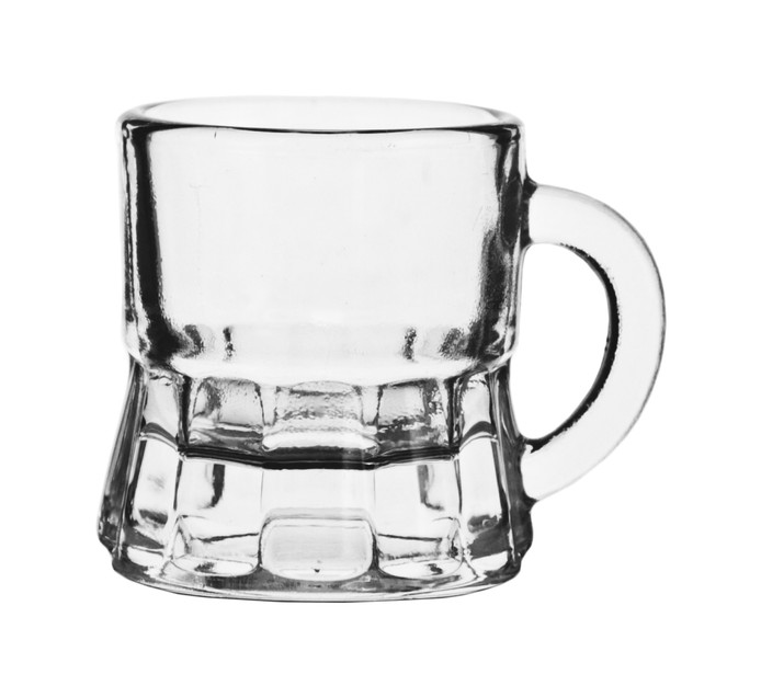 BAR BUTLER Glass Single Tot Measure 25ml ()