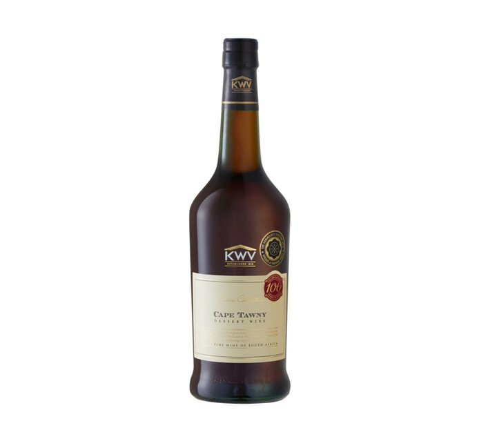 KWV Classic Collection Cape Tawny Dessert Wine NV (1 x 750ml)