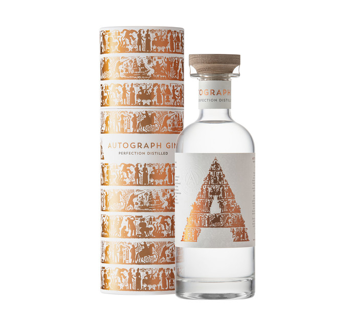 Autograph Superb African Dry Gin Ml