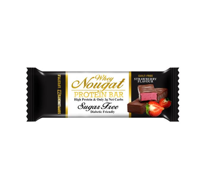 SUPPLEMENTS SA Sugar free protein bar