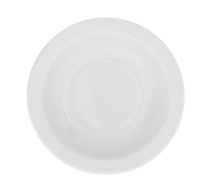 CONTINENTAL CROCKERY 25 cm Blanco Dinner Plates 6+2 Free