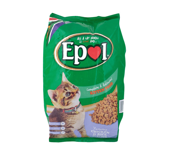 EPOL 1 x 1.8kg Kitten Dry Food