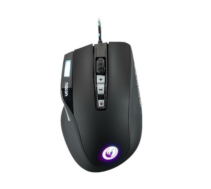 PC Nacon Laser Gaming Mouse High Resolution (Wired)