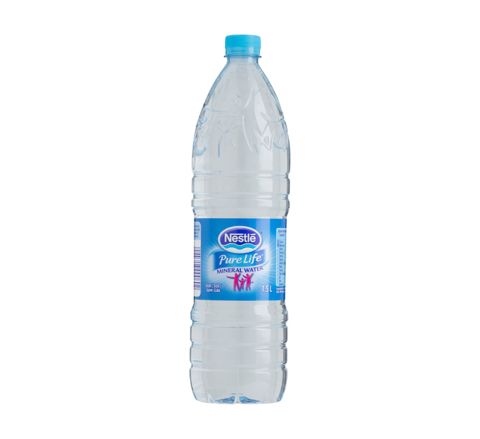 NESTLE Pure Life Mineral Water Still (1 x 1.5L)