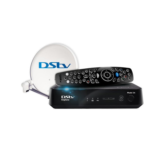 DSTV Explora 3 Decoder plus Installation