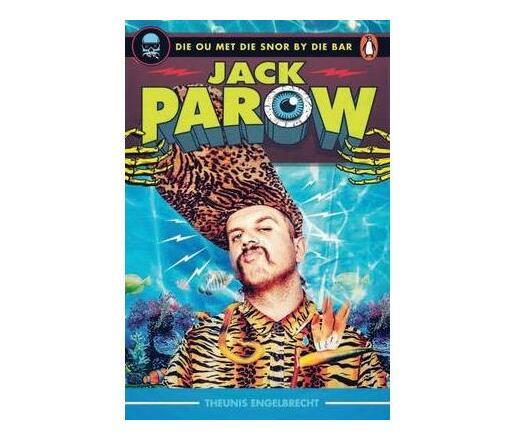 Jack Parow : Die ou met die snor by die bar