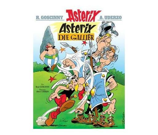 Asterix Die Gallier: Boek 1