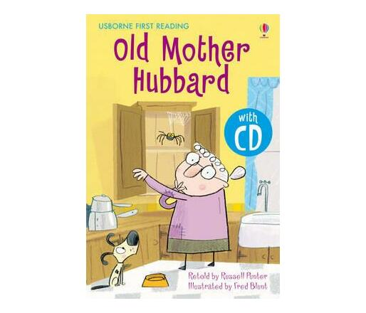 First Reading Two : Old Mother Hubbard