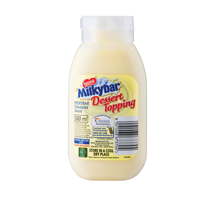 NESTLE Dessert Topping Milky Bar (1 x 500ml)