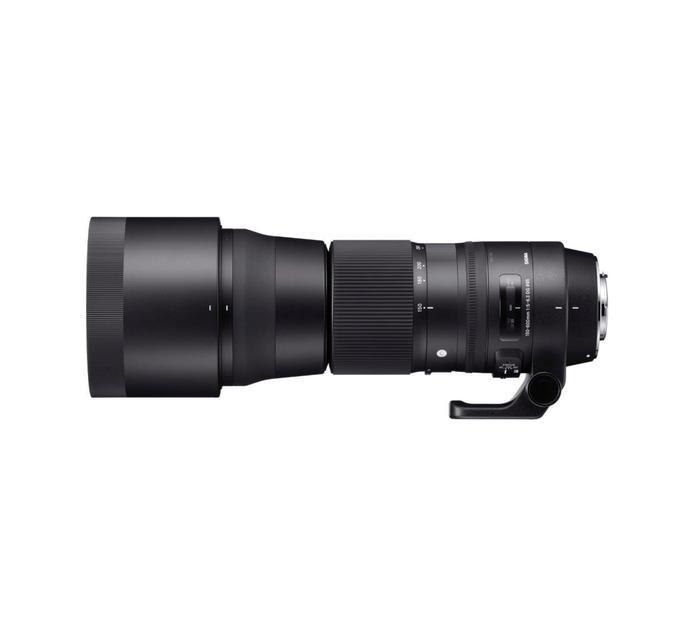 SIGMA 150-600 mm F5-6.3 Contemporary Lens For Nikon Cameras