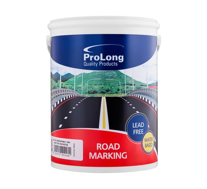 PROLONG 5 L Prolong Water Based Road Marking Paint 5l Balck
