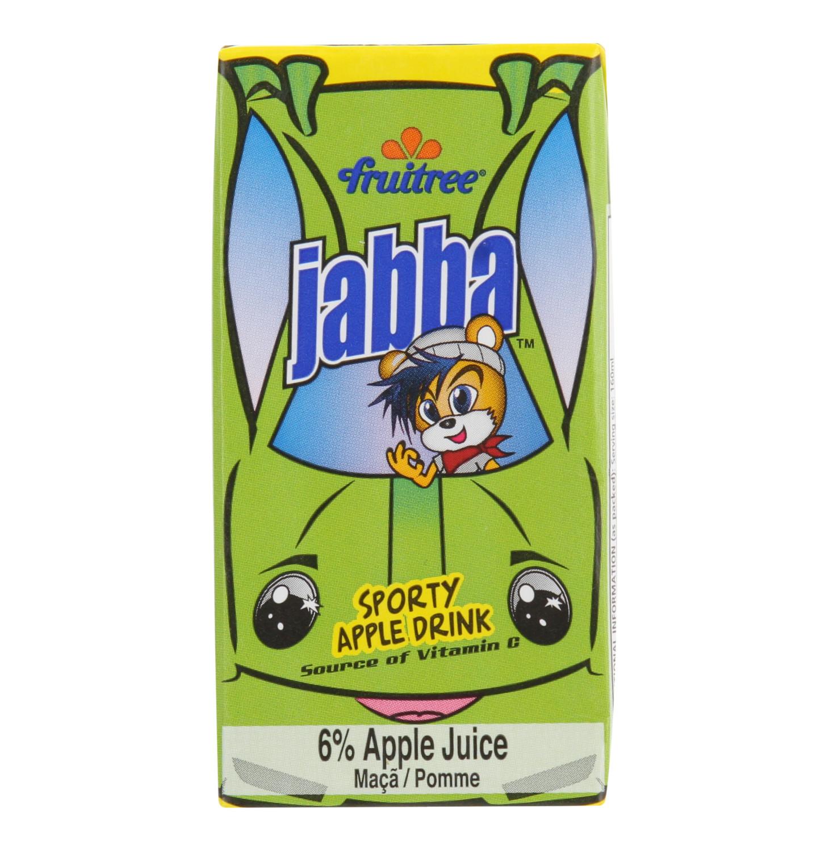 Fruitree Jabba Juice Apple (3 x 160ml)