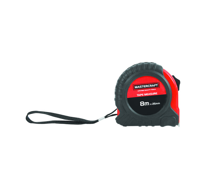 MASTERCRAFT 8M Tape Measure