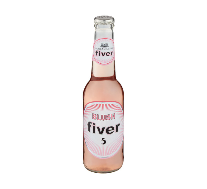 FOUR COUSINS Fiver Blush (24 x 275ml)
