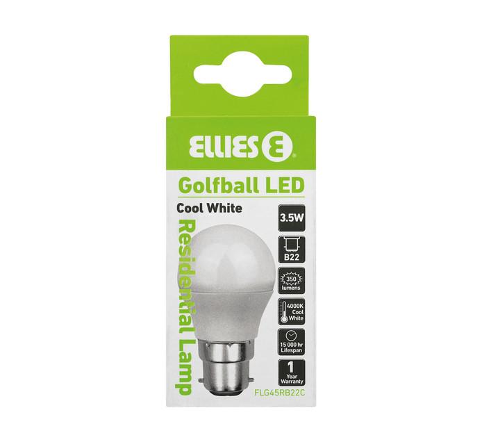 ELLIES 3.5 W LED Residentail Golfball