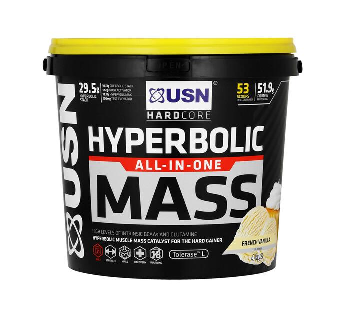 USN 4 kg Hyperbolic Mass