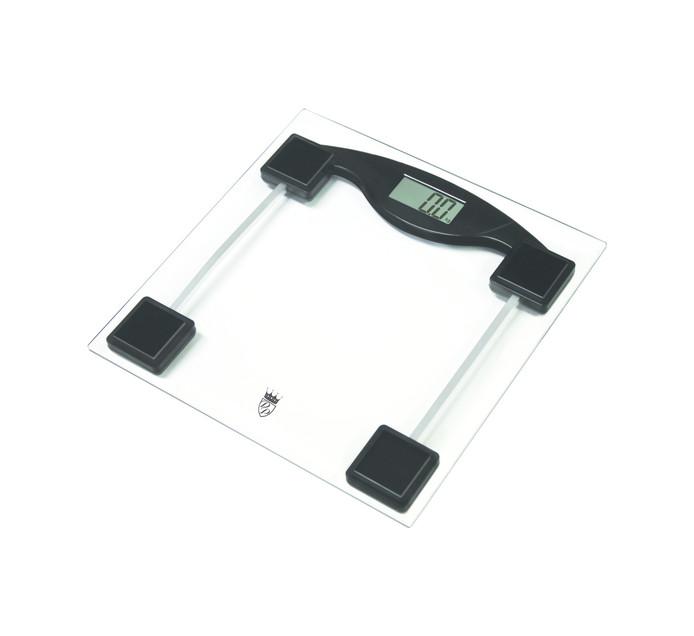 PURE PLEASURE Digital Bathroom Glass Scale