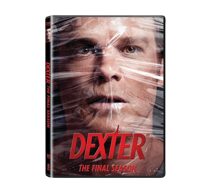 Dexter Season 8-4 Disc