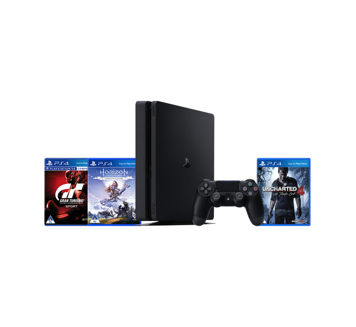 PS4 500 GB GT Sport Bundle