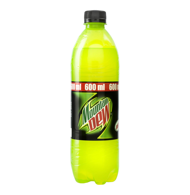 MOUNTAIN DEW Carbonated Beverage (1 x 600ml)