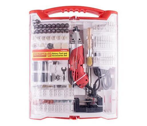 Rotary Tool Accessory Set 245pc