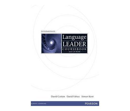 Language Leader: Language Leader Intermediate Coursebook and CD-Rom Pack Intermediate