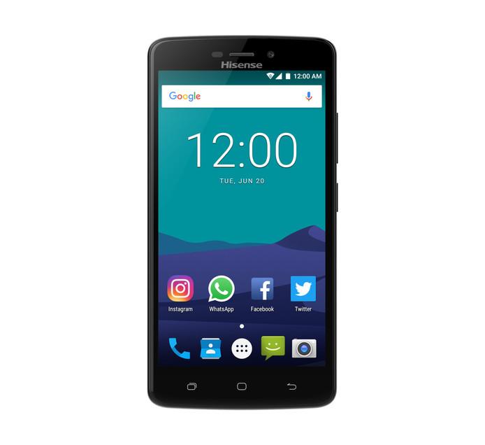 "HISENSE 5.5"" T5 Plus LTE Smartphone Gold"