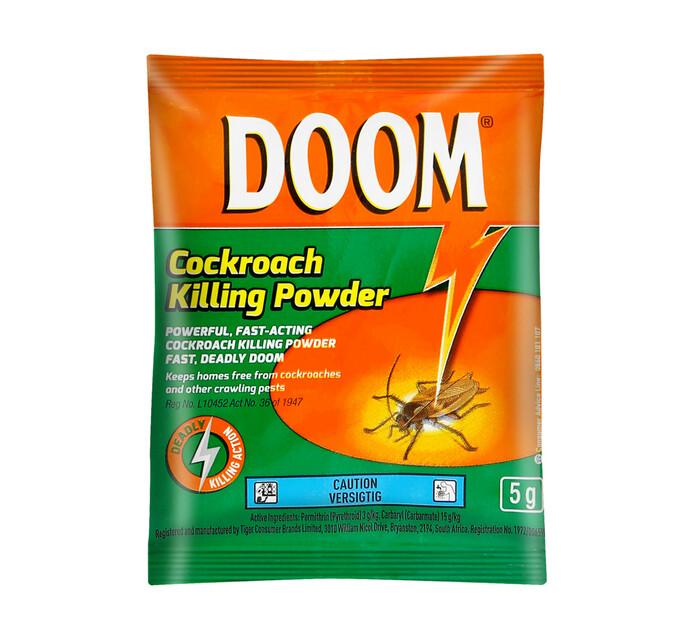 DOOM Cockroach Killing Powder (24 x 5g)