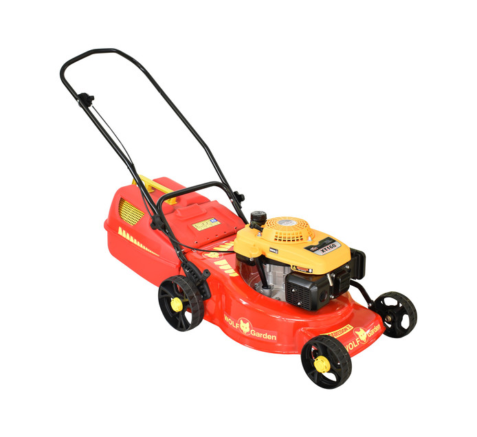 WOLF 160 cc Progression 2 Torx Petrol Lawnmower 4- Stroke
